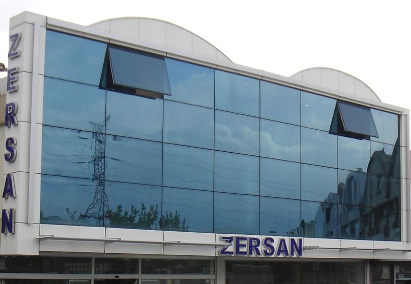 Alumaks Architectural Systems Zersan
